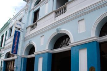 Santiago de Cuba - Hostel Libertad : Santiago de Cuba Hostel Libertad exterior
