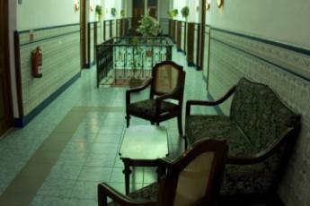 Santiago de Cuba - Hostel Libertad : Santiago de Cuba Hostel Libertad hall