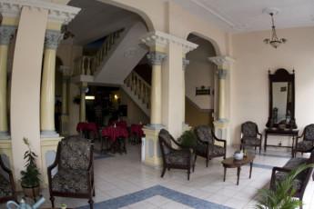 Santiago de Cuba - Hostel Libertad : Santiago de Cuba Hostel Libertad common area