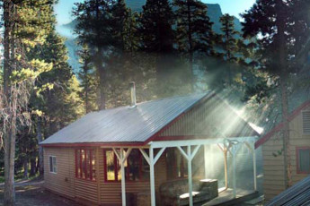 HI - Mosquito Creek Wilderness Hostel : HI-Mosquito Creek Wilderness Hostel