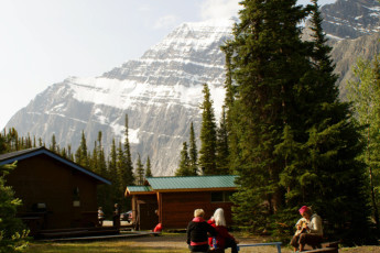 HI - Mt. Edith Cavell Wilderness Hostel : HI-Mount Edith Cavell