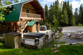 HI - Nordegg - Shunda Creek Hostel : HI-Nordegg