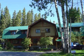 HI - Nordegg - Shunda Creek Hostel : HI-Nordegg