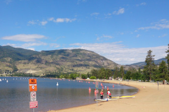 HI - Penticton : Skaha Lake