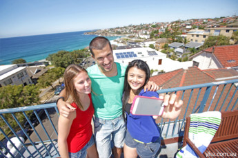 Sydney - Bondi Beachouse YHA :