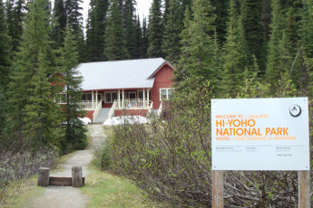 Whiskey Jack Hostel - Yoho National Park : HI-Yoho National Park