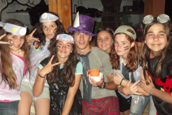 Albergue Serranilla : It's a great place to get together with a group