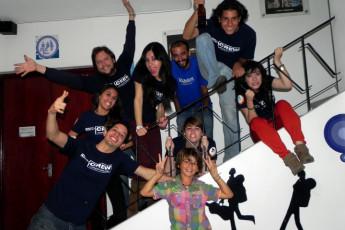 Guadalajara - Hostel Hospedarte Chapultepec : crazy staff