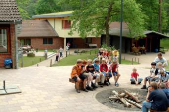 Bispingen : Bispingen hostal en Alemania al aire libre