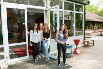 Bispingen : hostal Bispingen en el comedor de Alemania