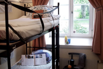 Stockholm - Langholmen : The cosy rooms at Langholmen are waiting to welcome you