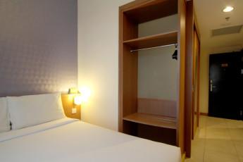 Sabah - Cititel Express Kota Kinabalu : Sabah Cititel Express Kota Kinabalu hostel standard double room