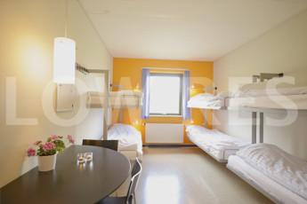 Danhostel Vordingborg : hostel room