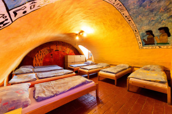 Cesky Krumlov - Travellers Hostel :