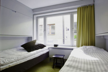 Göteborg City : 4 bedded room