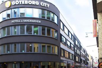 Göteborg City : Facade