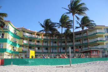 Varadero - Hotel Herradura : Hotel Herradura exterior