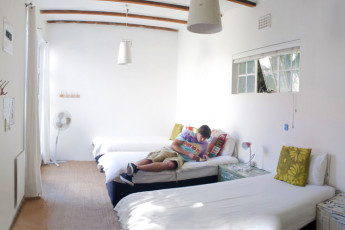 Cape Town - Atlantic Point Backpackers :