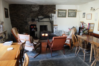 YHA Dolgoch : Common room