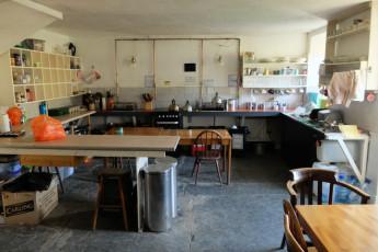 YHA Dolgoch : Kitchen