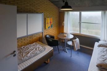 Danhostel Horsens : Inside of hostel