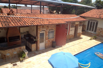 Belo Horizonte – Pampulha Hostel :