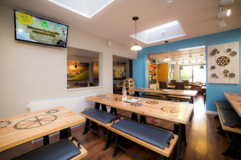 YHA Cambridge : Cambridge Dining