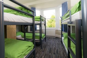 YHA Cambridge : Cambridge Bedroom