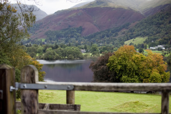 YHA Grasmere Butharlyp Howe : Grasmere View