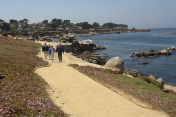HI-Monterey : Coastal Trail near Hostel