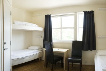 Kongsberg : Kongsberg Hostel room