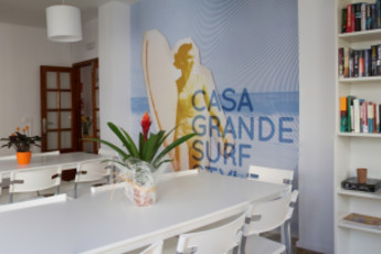 Casa Grande Surf : Common Room