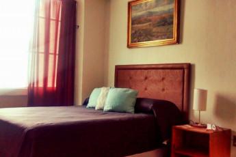 Guadalajara - Hostel Lit : Habitación privada para dos personas.