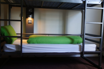 YHA Conwy : Bed1