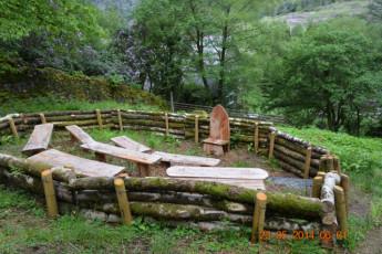 YHA Snowdon Bryn Gwynant : Garden