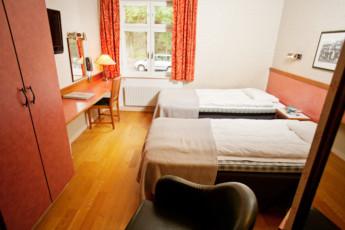 Stockholm - Zinkensdamm : Stockholm - Zinkensdamm twin bedroom