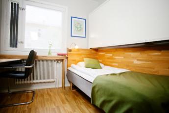 Stockholm - Zinkensdamm : Stockholm - Zinkensdamm single bedroom