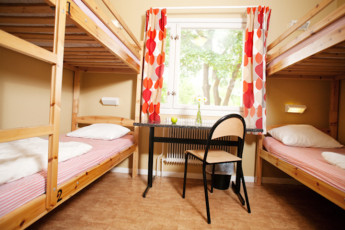 Stockholm - Zinkensdamm : Stockholm - Zinkensdamm shared dorm room