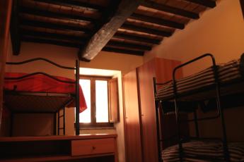 Amelia - Giustiniani : stanza doppia