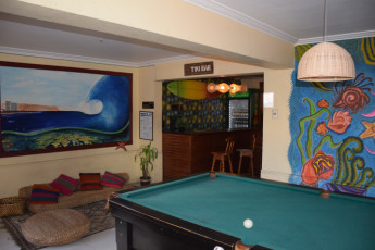 Iquique -  Backpackers Hostel Iquique : Triple Room in Iquique - Backpackers Hostel Iquique, Chile