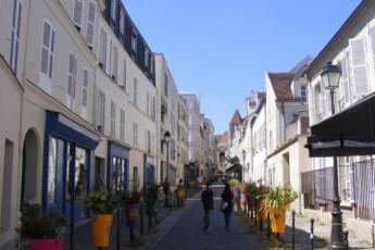 Paris -  Le d'Artagnan :
