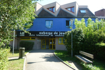 Auberge de jeunesse Hi Strasbourg - 2 Rives :