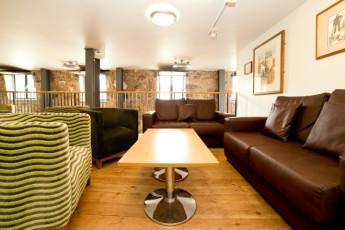 YHA Berwick : YHA Berwick Lounge