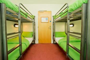 YHA Ironbridge Coalport : YHA Ironbridge Coalport Bedroom