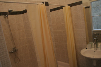 Budapest - Aventura Boutique Hostel : Aventura Hostel Bathroom