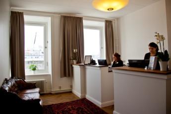 Stockholm - Gamla Stan : Reception