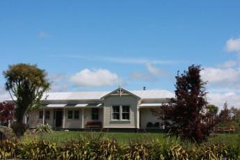 YHA Ohakune - Station Lodge : YHA-Ohakune, - exterior
