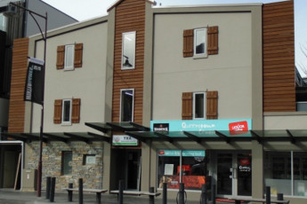 YHA Queenstown Central :