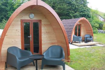 YHA Malham : YHA Malham Camping Pods
