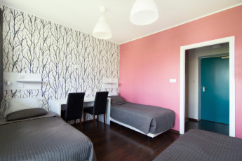 Warsaw - Hostel Tatamka :